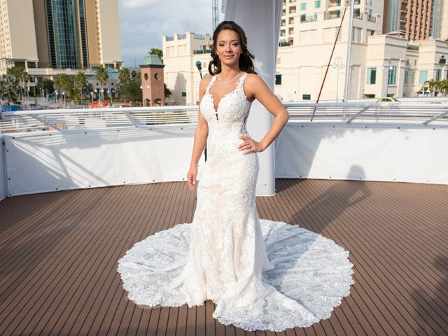 Chase and Jessica's Wedding in Tampa, Florida 11