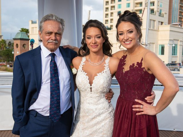 Chase and Jessica's Wedding in Tampa, Florida 13