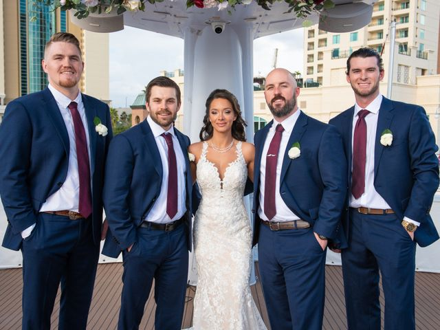 Chase and Jessica's Wedding in Tampa, Florida 15