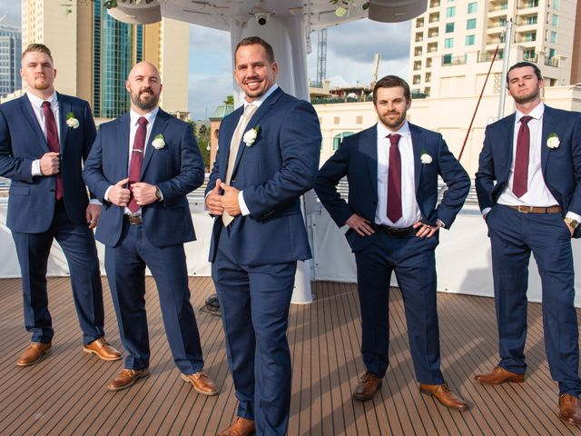 Chase and Jessica's Wedding in Tampa, Florida 17