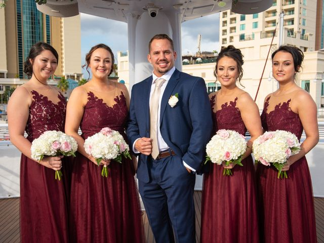 Chase and Jessica's Wedding in Tampa, Florida 18