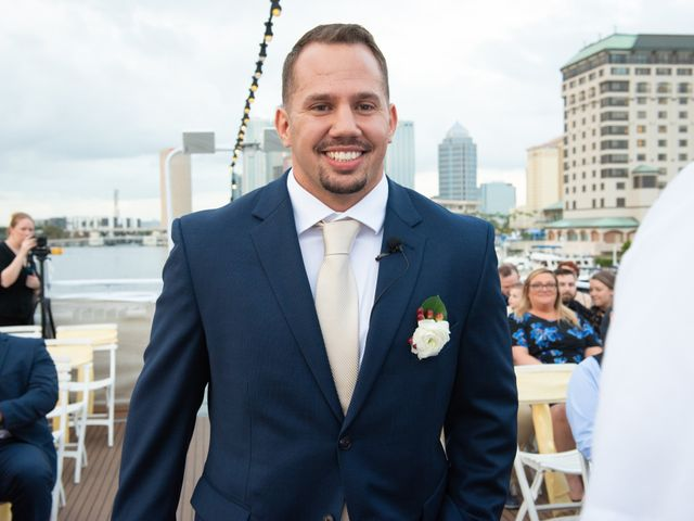 Chase and Jessica's Wedding in Tampa, Florida 22