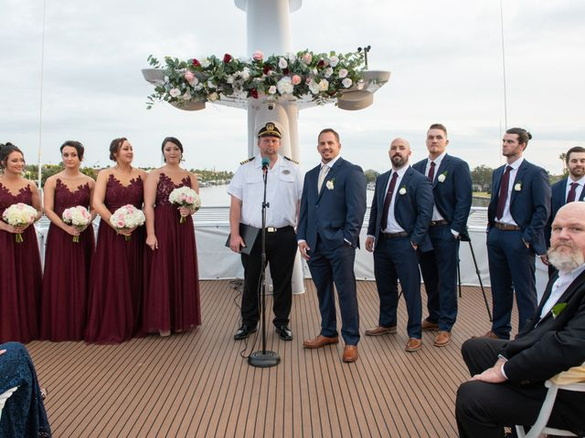 Chase and Jessica's Wedding in Tampa, Florida 24