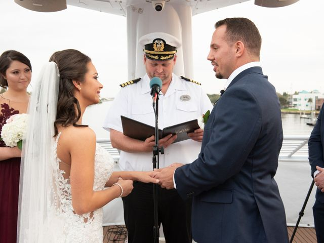 Chase and Jessica's Wedding in Tampa, Florida 27