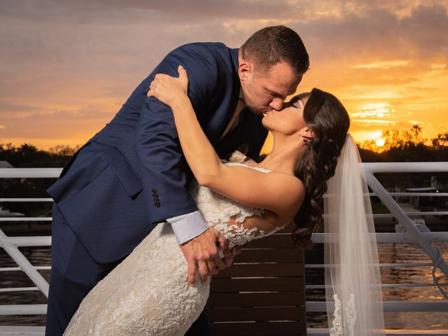 Chase and Jessica's Wedding in Tampa, Florida 30