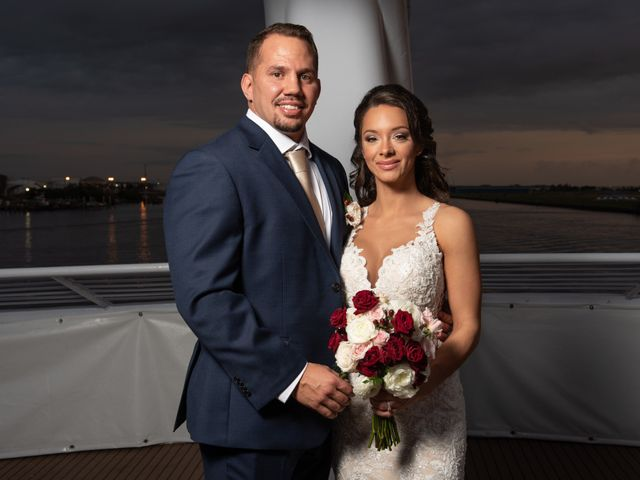 Chase and Jessica's Wedding in Tampa, Florida 31