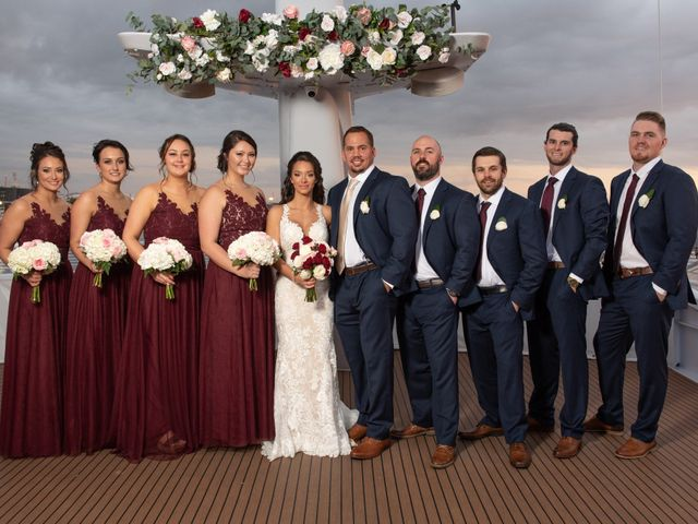 Chase and Jessica's Wedding in Tampa, Florida 32
