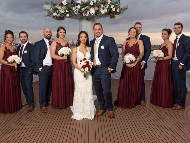 Chase and Jessica's Wedding in Tampa, Florida 33