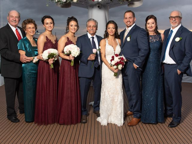 Chase and Jessica's Wedding in Tampa, Florida 34