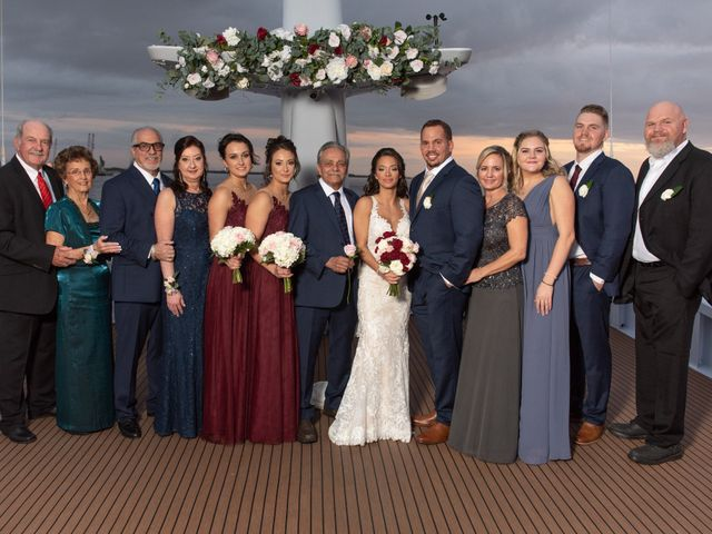 Chase and Jessica's Wedding in Tampa, Florida 35
