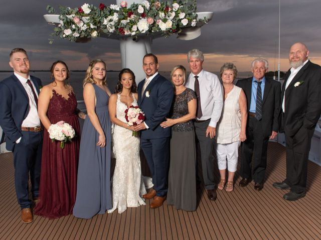 Chase and Jessica's Wedding in Tampa, Florida 36
