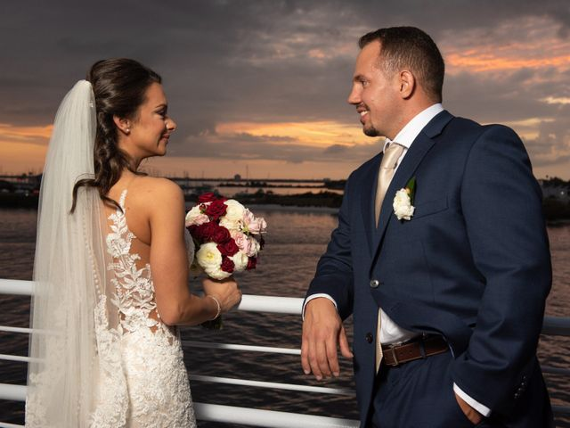 Chase and Jessica's Wedding in Tampa, Florida 37