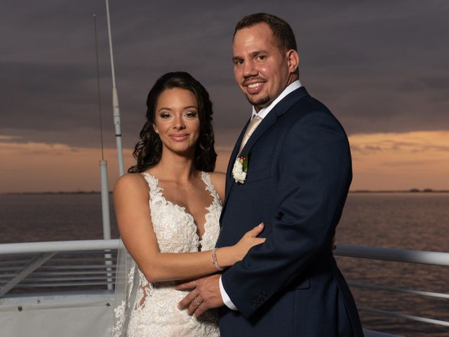 Chase and Jessica's Wedding in Tampa, Florida 38