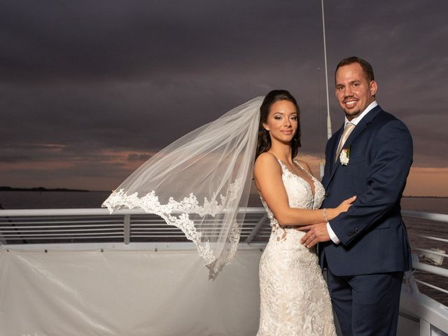 Chase and Jessica's Wedding in Tampa, Florida 39