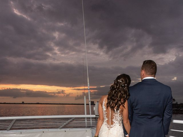 Chase and Jessica's Wedding in Tampa, Florida 41