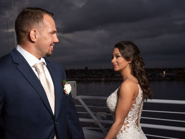 Chase and Jessica's Wedding in Tampa, Florida 42