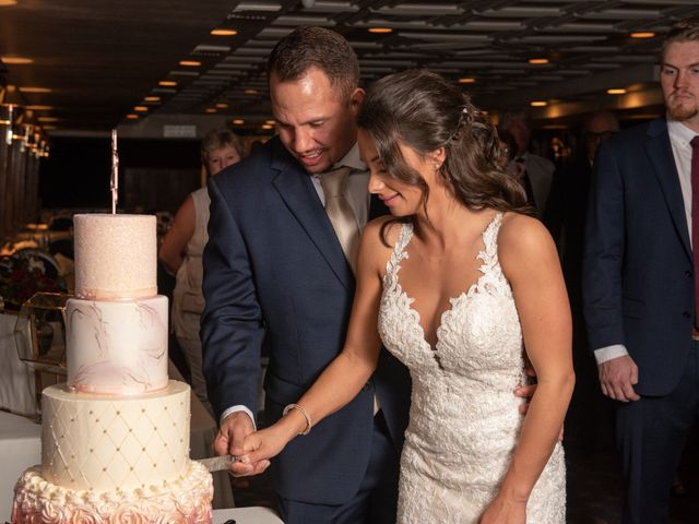 Chase and Jessica's Wedding in Tampa, Florida 46