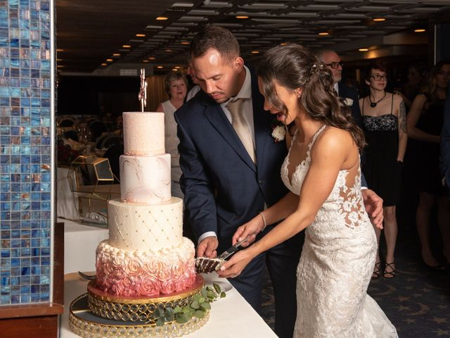 Chase and Jessica's Wedding in Tampa, Florida 47