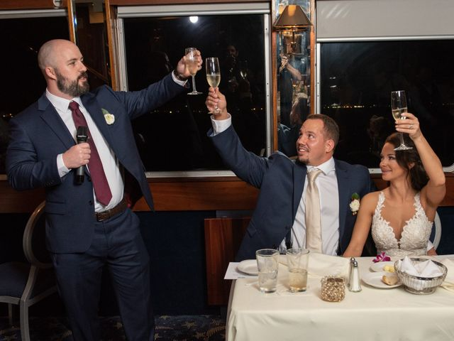 Chase and Jessica's Wedding in Tampa, Florida 50