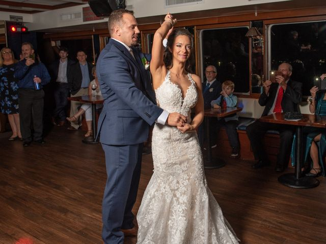 Chase and Jessica's Wedding in Tampa, Florida 55