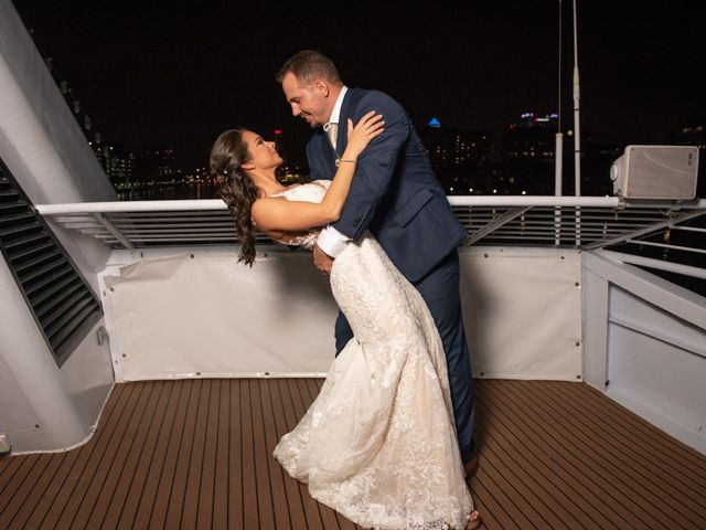 Chase and Jessica's Wedding in Tampa, Florida 59