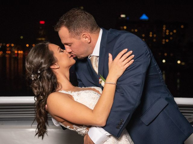 Chase and Jessica's Wedding in Tampa, Florida 60