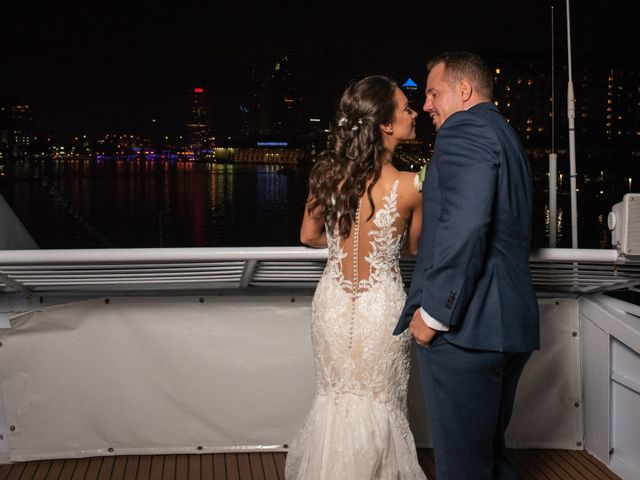 Chase and Jessica's Wedding in Tampa, Florida 61