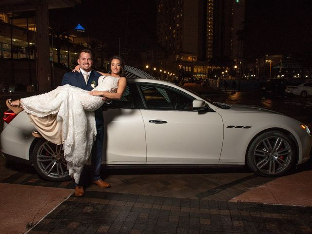 Chase and Jessica's Wedding in Tampa, Florida 62