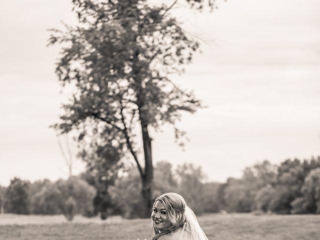 Annie and Deedra's Wedding in Sunbury, Ohio 11
