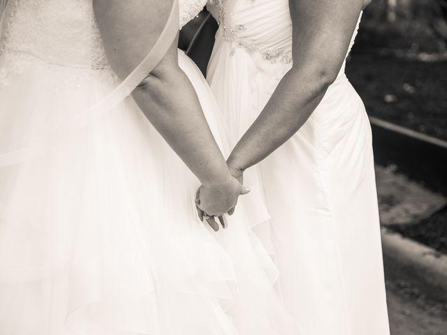 Annie and Deedra's Wedding in Sunbury, Ohio 27