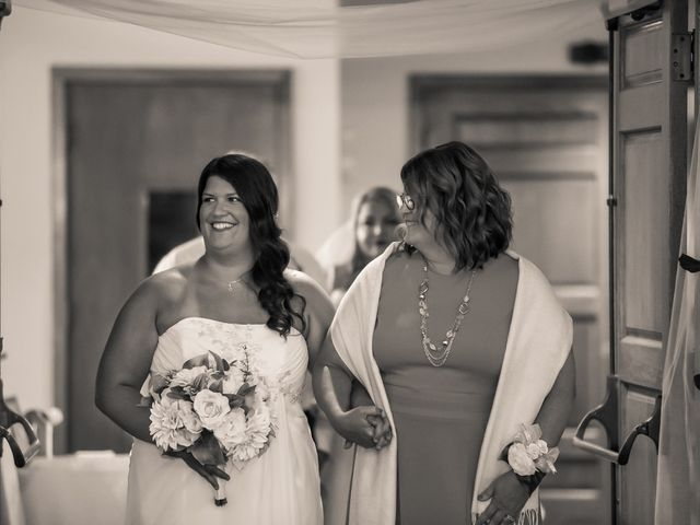 Annie and Deedra's Wedding in Sunbury, Ohio 31