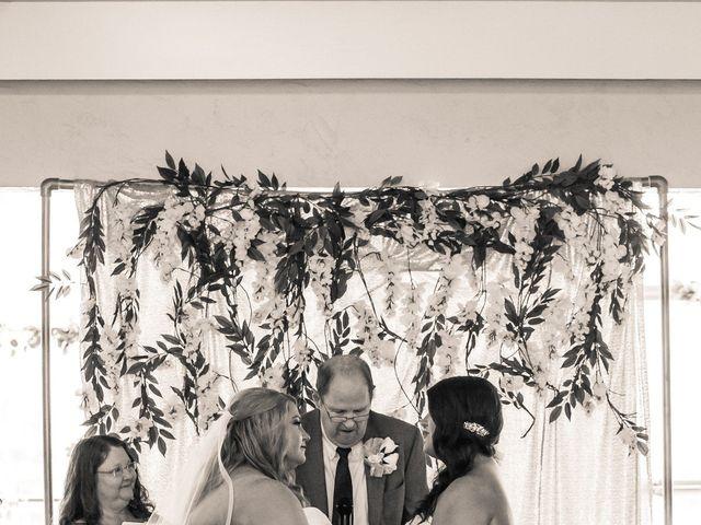 Annie and Deedra's Wedding in Sunbury, Ohio 37