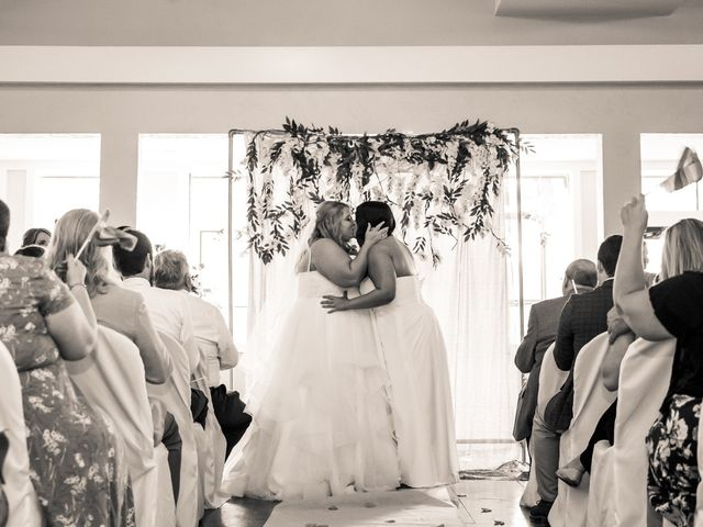 Annie and Deedra's Wedding in Sunbury, Ohio 39