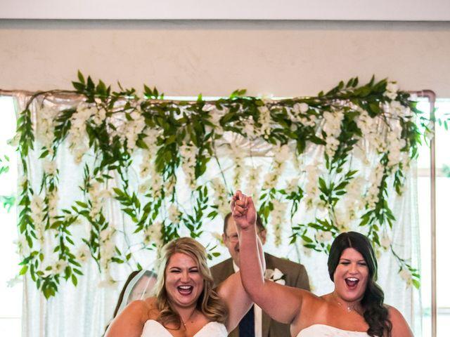 Annie and Deedra's Wedding in Sunbury, Ohio 40