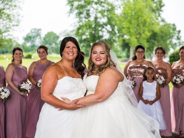 Annie and Deedra's Wedding in Sunbury, Ohio 44
