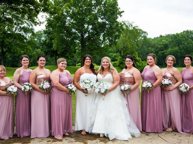 Annie and Deedra's Wedding in Sunbury, Ohio 45