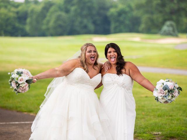 Annie and Deedra's Wedding in Sunbury, Ohio 54