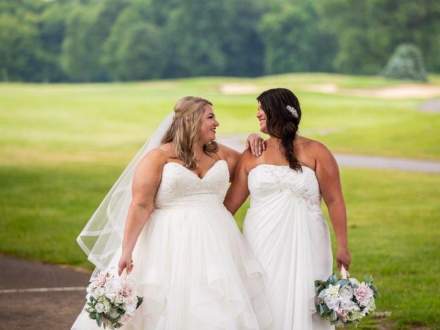 Annie and Deedra's Wedding in Sunbury, Ohio 55