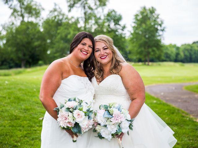 Annie and Deedra's Wedding in Sunbury, Ohio 58