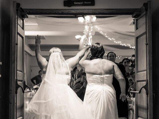 Annie and Deedra's Wedding in Sunbury, Ohio 69