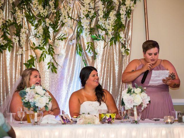 Annie and Deedra's Wedding in Sunbury, Ohio 70