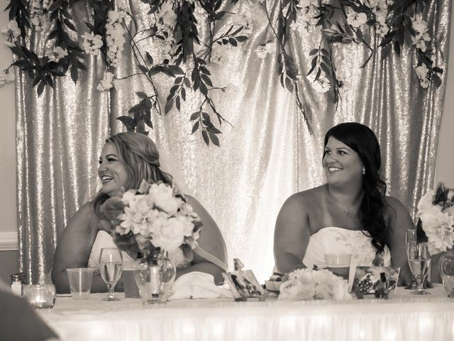 Annie and Deedra's Wedding in Sunbury, Ohio 72