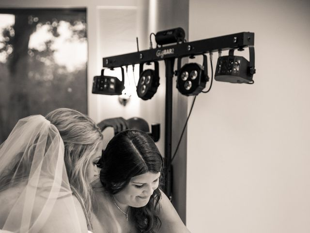 Annie and Deedra's Wedding in Sunbury, Ohio 74