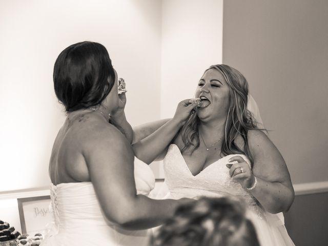 Annie and Deedra's Wedding in Sunbury, Ohio 75