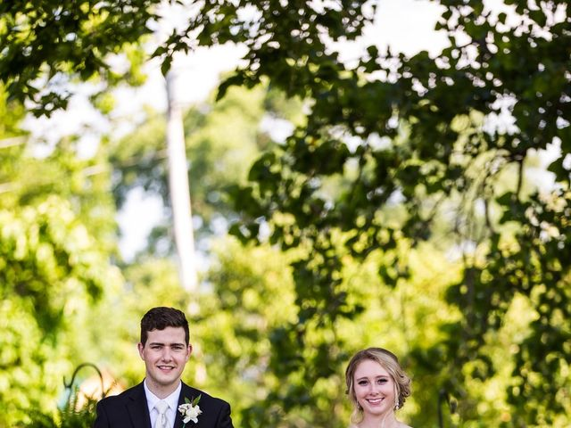 The wedding of Keely and Seth