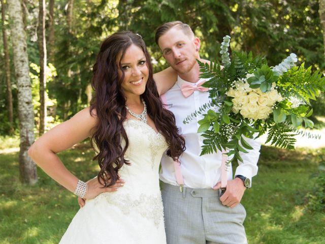 The wedding of Jestin and Catherine