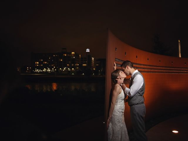 Ian and Mary's Wedding in Milwaukee, Wisconsin 1