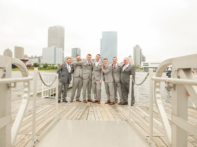 Ian and Mary's Wedding in Milwaukee, Wisconsin 70