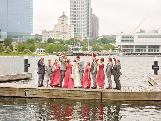 Ian and Mary's Wedding in Milwaukee, Wisconsin 72