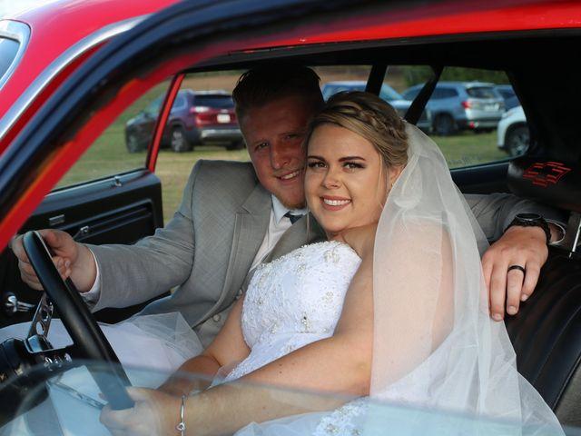 The wedding of Peyton and Cameron